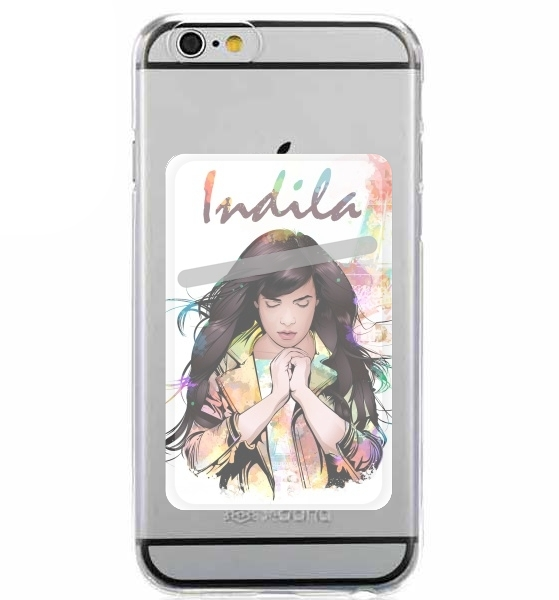 Adhesive Mobile slot card Derniere Danse by Indila