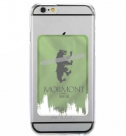 Adhesive Mobile slot card Flag House Mormont
