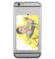 Adhesive Mobile slot card Football Stars: James Rodriguez - Colombia