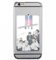 Adhesive Mobile slot card K-pop BTS Bangtan Boys