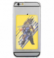 Adhesive Mobile slot card LeBron Unstoppable