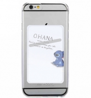 Adhesive Mobile slot card Ohana Means Family