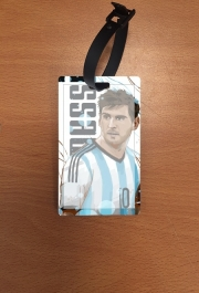 Attachment address for suitcase Football Legends: Lionel Messi World Cup 2014