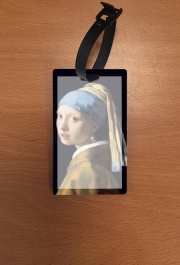 Attachment address for suitcase Girl with a Pearl Earring