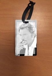 Attachment address for suitcase johnny hallyday Smoke Cigare Hommage