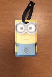 Attachment address for suitcase Minions Face