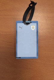 Attachment address for suitcase Uruguay World Cup Russia 2018