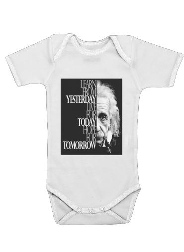 Onesies Baby Albert Einstein