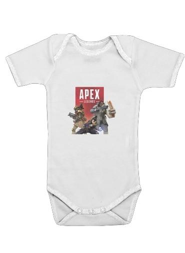 Apex Legends dla Baby short sleeve onesies