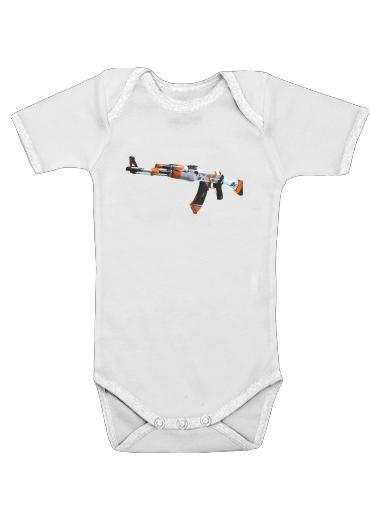 Asiimov Counter Strike Weapon für Baby Body