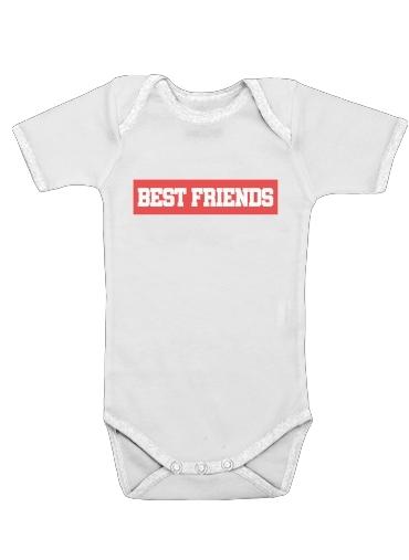 BFF Best Friends Pink für Baby Body