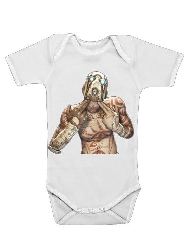 Borderlands Fan Art für Baby Body