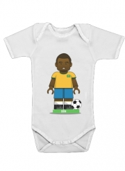 Baby Onesie Bricks Collection: Brasil Edson