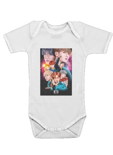 Onesies Baby BTS DNA FanArt