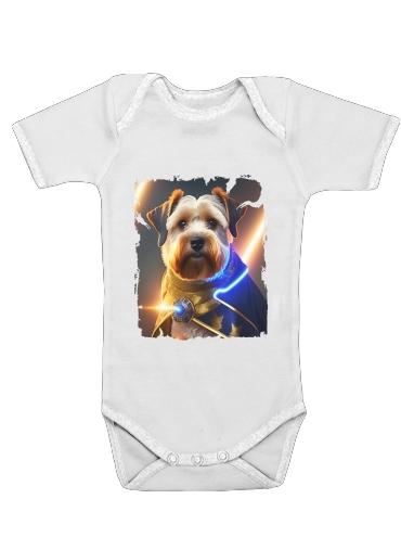 Onesies Baby Cairn terrier