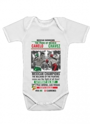 Baby Onesie Canelo vs Chavez Jr CincodeMayo