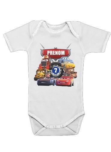 Onesies Baby Cars Birthday Gift