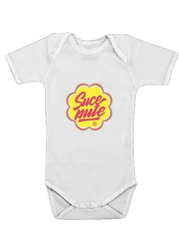 Onesies Baby Chupa Sucepute Alkpote Style