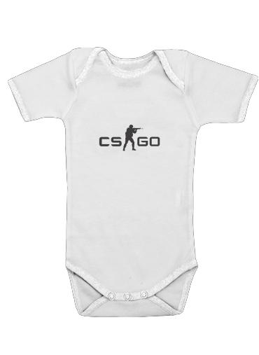 Counter Strike CS GO für Baby Body