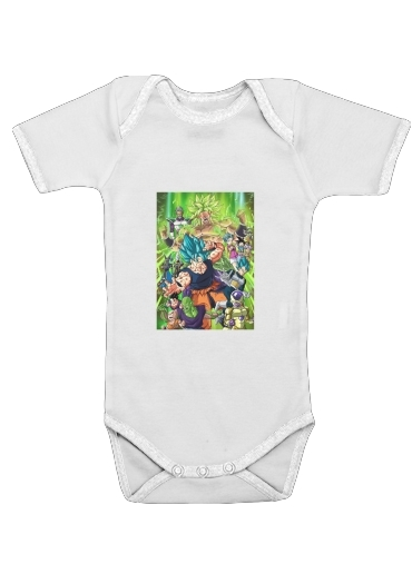 Onesies Baby Dragon Ball Super