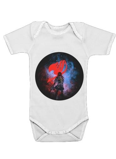 Erza Scarlett voor Baby short sleeve onesies