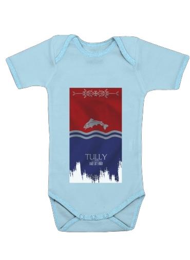 Flag House Tully dla Baby short sleeve onesies
