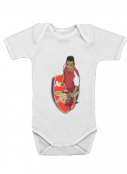 Baby Onesie Football Stars: Alexis Sanchez - Arsenal