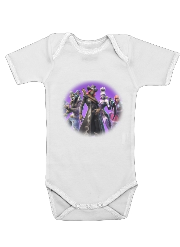 fortnite Season 6 Pet Companions dla Baby short sleeve onesies