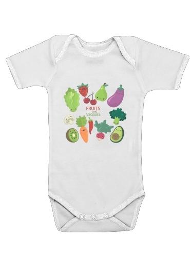 Fruits and veggies für Baby Body