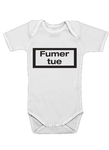 Onesies Baby Fumer Tue