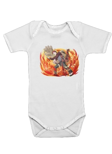 Gaara Evolution dla Baby short sleeve onesies