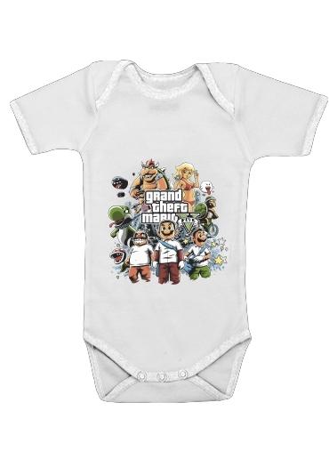 Grand Theft Mario für Baby Body