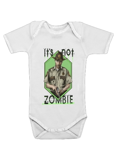 Baby Onesie It's not zombie