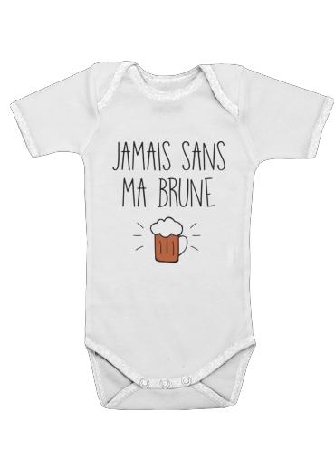 Jamais sans ma brune für Baby Body