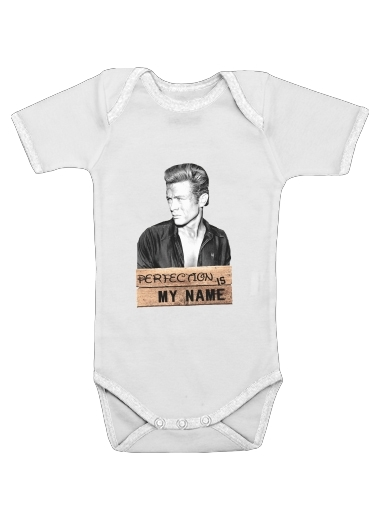 Onesies Baby James Dean Perfection is my name