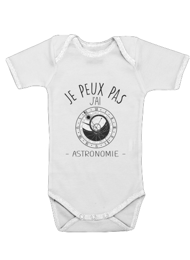 Je peux pas jai astronomie für Baby Body