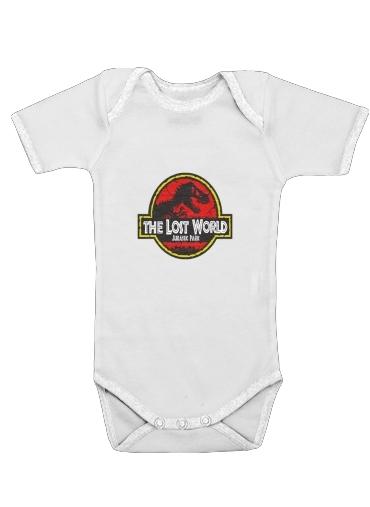 Jurassic park Lost World TREX Dinosaure für Baby Body