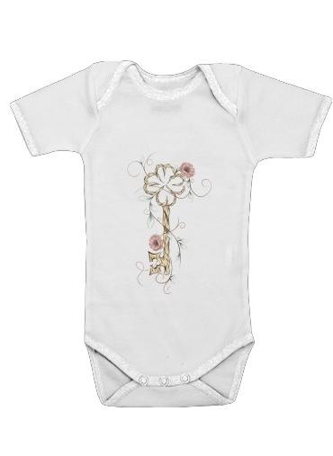 Key Lucky  dla Baby short sleeve onesies