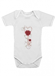 Baby Onesie Key Of Love