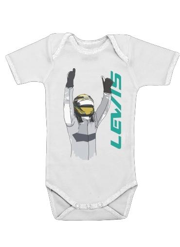 Onesies Baby Lewis Hamilton F1