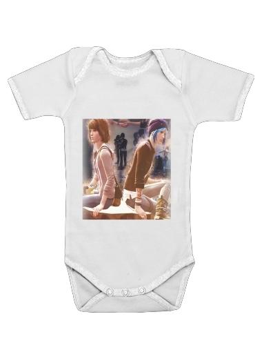 Life Is Strange Mixed Scenes dla Baby short sleeve onesies