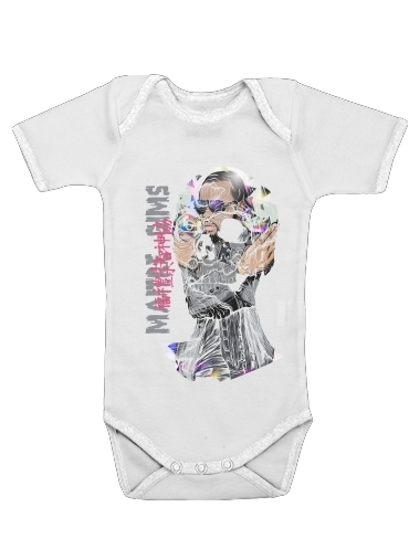 Maitre Gims - zOmbie für Baby Body