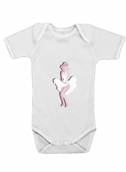 Baby Onesie Marilyn pop