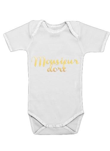 Monsieur dort für Baby Body