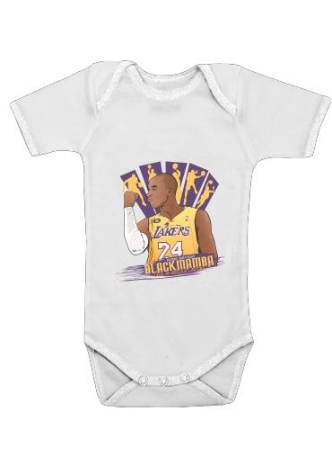 NBA Legends: Kobe Bryant für Baby Body