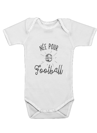 Onesies Baby Nee pour jouer au football