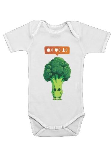Nobody Loves Me - Vegetables is good för Baby short sleeve onesies