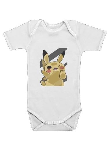 Onesies Baby Pikachu Lockscreen