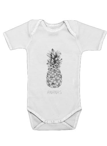 PineApplle für Baby Body