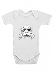 Body Bébé manche courte Pirate Trooper